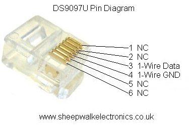 [SCHEMATICS_4LK]  Sheepwalk Electronics   1 Wire Rj11 Pinout      Sheepwalk Electronics